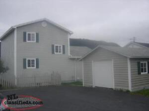 For Rent Close to Long Harbour and Argentia