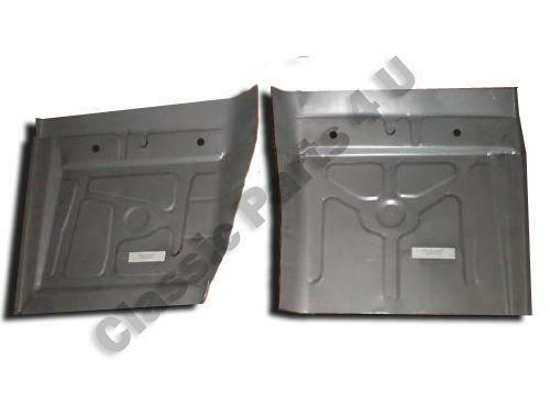 Mustang floor pan parts accessories ebay for 1967 mustang floor pan