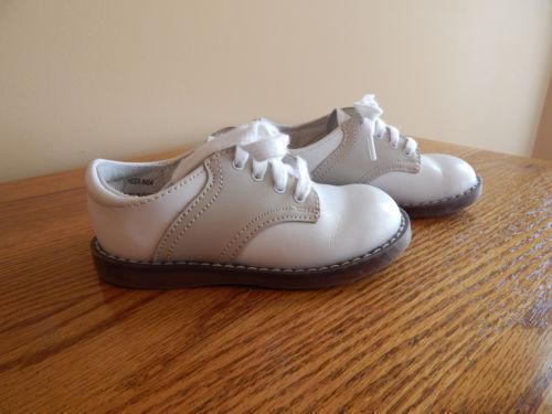 Toddler Saddle Oxfords