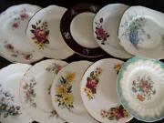 Job Lot Vintage Plates