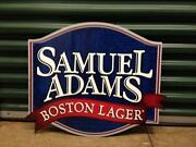 Sam Adams Sign