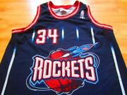 Houston Rockets Champion Jersey