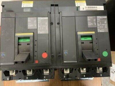 Sq. D Square D Mg500 Mga36500jk Circuit Breaker 3pole 500a New
