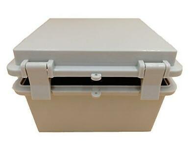 Awclub Waterproof Dustproof Ip65 Abs Plastic Electric Junction Box Hinged Shell