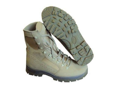 British Army Desert Boots Ebay