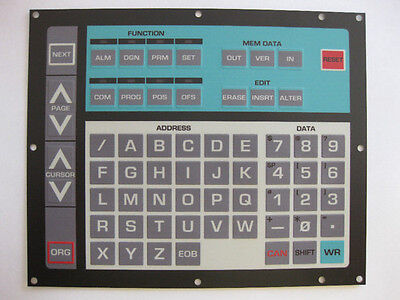 Yasnac Lx3 Mx3 Keypad Membrane New