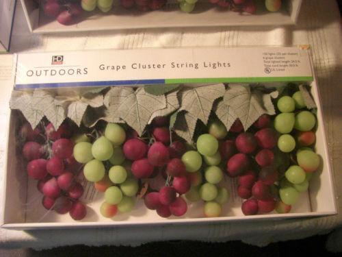 Grape Lights Ebay