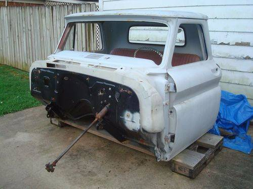 Wanted 1940 To 1970 Chevy C10 C20 C30 Truck Cabs Rusty