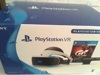 BRAND NEW SEALED - PS4 VR Bundle with 1 game - 12 month warranty