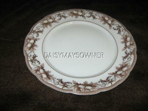 thanksgiving dinner plates ebay. Black Bedroom Furniture Sets. Home Design Ideas