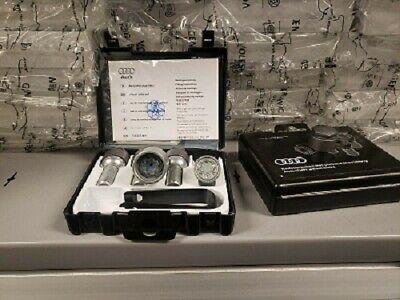 Audi OEM Wheel Lock Set