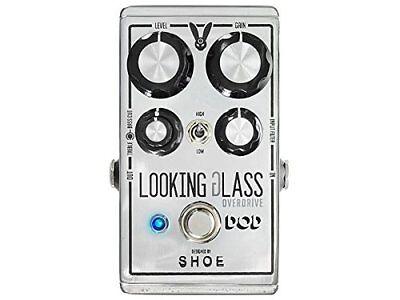 DigiTech DOD Looking Glass Boost / Overdrive Stomp Box Guitar Effect Pedal