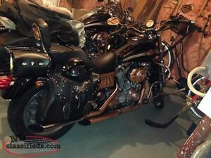 Dyna super glide mint condition