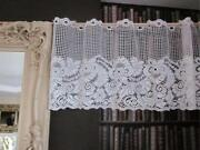 Cotton Lace Curtains