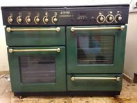 MUST SELL - Rangemaster Double oven (green) £200
