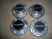 Wheel Bolt Caps