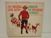 Gene Autry Rudolph