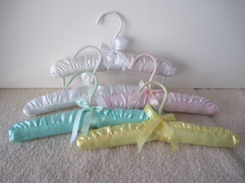 Padded Baby Hangers Ebay
