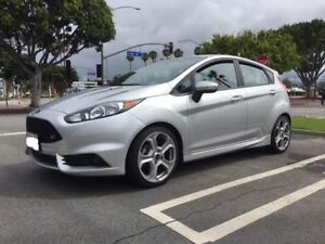 2014 Ford Fiesta Hatchback would trade for SUV or TRUCK.