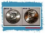 2012 Kennedy Half Dollar