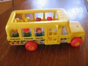 Fisher Price School Bus