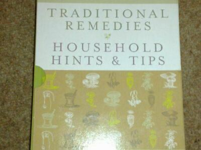 Linda Gray, Traditional Remedies Household Hints & Tips, Like New, Hardcover