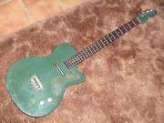 Silvertone Bass Guitar