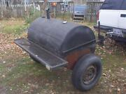 Used BBQ Trailer