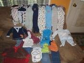 Boys Clothes Lot Size 3