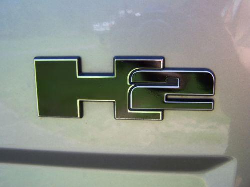 Hummer H2 Emblem Ebay