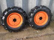 Tractor Wheels Tyres
