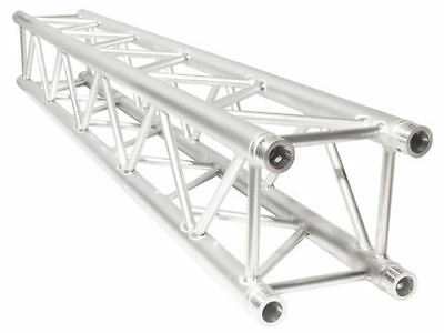 6.56FT (2 METERS) STRAIGHT SQUARE ALUMINUM TRUSS SEGMENT FOR PRO AUDIO LIGHTING