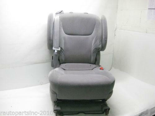 toyota sienna seat ebay. Black Bedroom Furniture Sets. Home Design Ideas