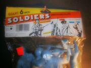 Giant Toy Soldiers