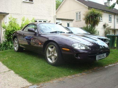 1999 jaguar xk8 4 0 2dr in bedford bedfordshire gumtree. Black Bedroom Furniture Sets. Home Design Ideas