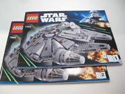Star Wars Lego Millenium Falcon