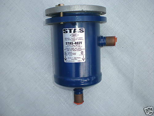 ALCO CONTROLS FILTER-DRIER STAS STAS-487T