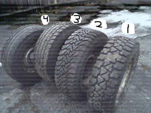 Used Snow Tires Ebay