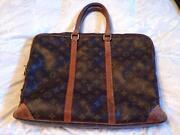 Vintage Louis Vuitton Briefcase