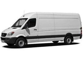Man and van flexible hours long and short distance