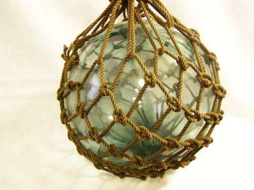 Fishing net floats ebay for Fishing net floats