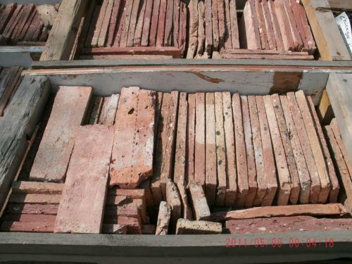 Brick veneer tile flooring ebay for Brick veneer floor