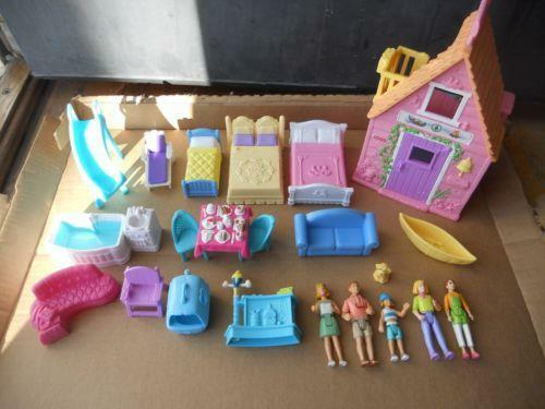 Fisher Price Sweet Streets Dolls Ebay