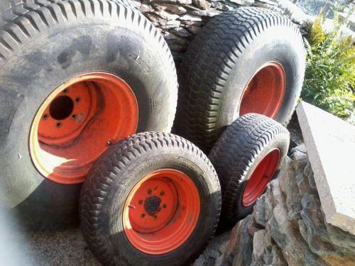 Kubota Tractor Rims Wheels : Kubota wheels agriculture farming ebay
