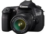 Canon EOS 60D DSLR Camera Kit