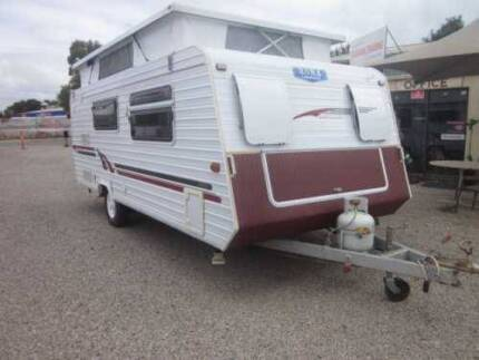 Roma Elegance-Roll Out Awn-3 Way Fridge-Towing Aids-Cover-$13,999 Aldinga Beach Morphett Vale Area Preview
