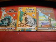 Vintage I Spy Books
