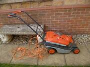 Used Electric Lawn Mowers