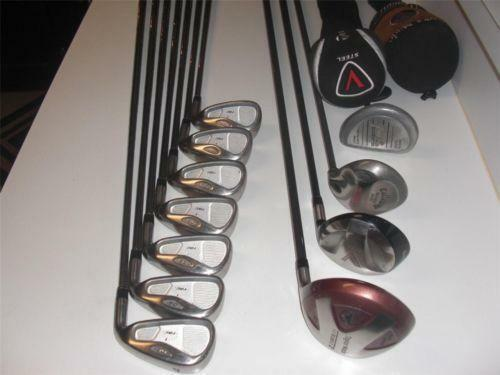 Used Complete Golf Club Sets Ebay