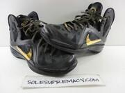 Lebron 9 Elite Black